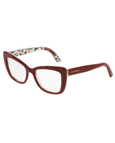 Occhiale da vista Dolce&Gabbana DG 3308 51 onfezione originale garanzia Italia