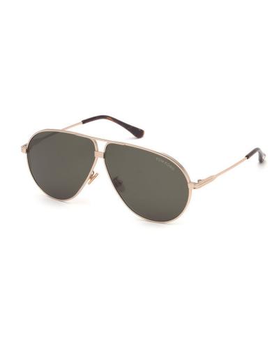 Sonnenbrille Tom Ford FT 0734-H originalverpackung garantie italien