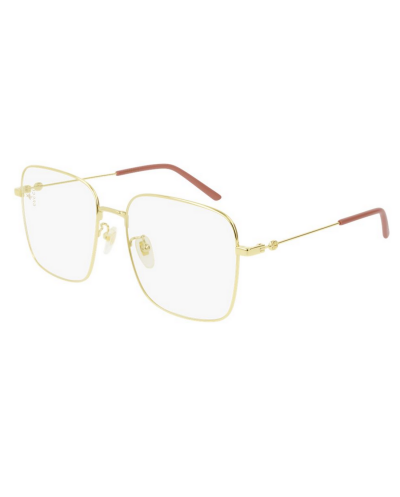 Les verres de lunettes de vue Gucci GG 0445O emballage d'origine garantie italie