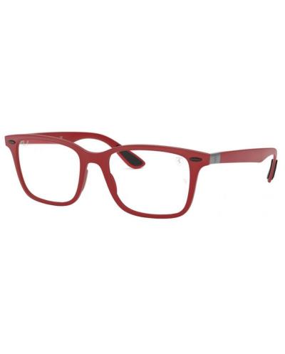 Les verres de lunettes de vue Ray Ban RX 7144M emballage d'origine garantie Italie