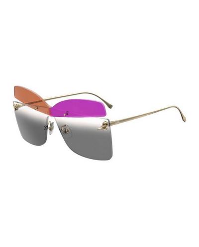 Sonnenbrille Fendi originalverpackung garantie Italien