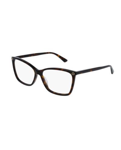 Glasses eyeglasses Gucci GG 0025O original packaging warranty italy