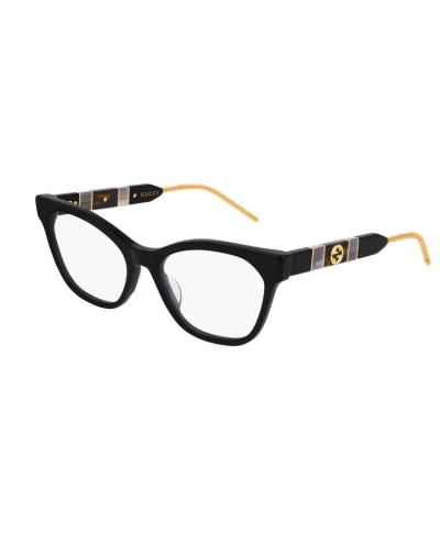 Les verres de lunettes de vue Gucci emballage d'origine garantie italie