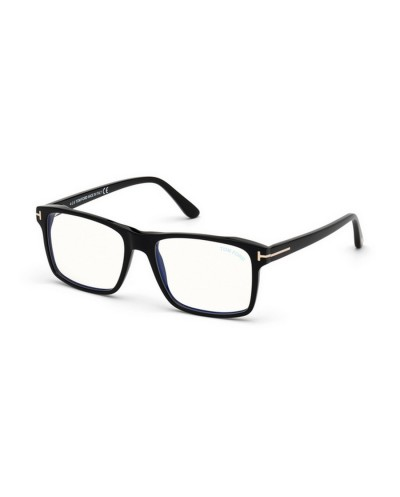 Occhiale da vista Tom Ford FT 5682-B CON CLIP-ON originale garanzia italia